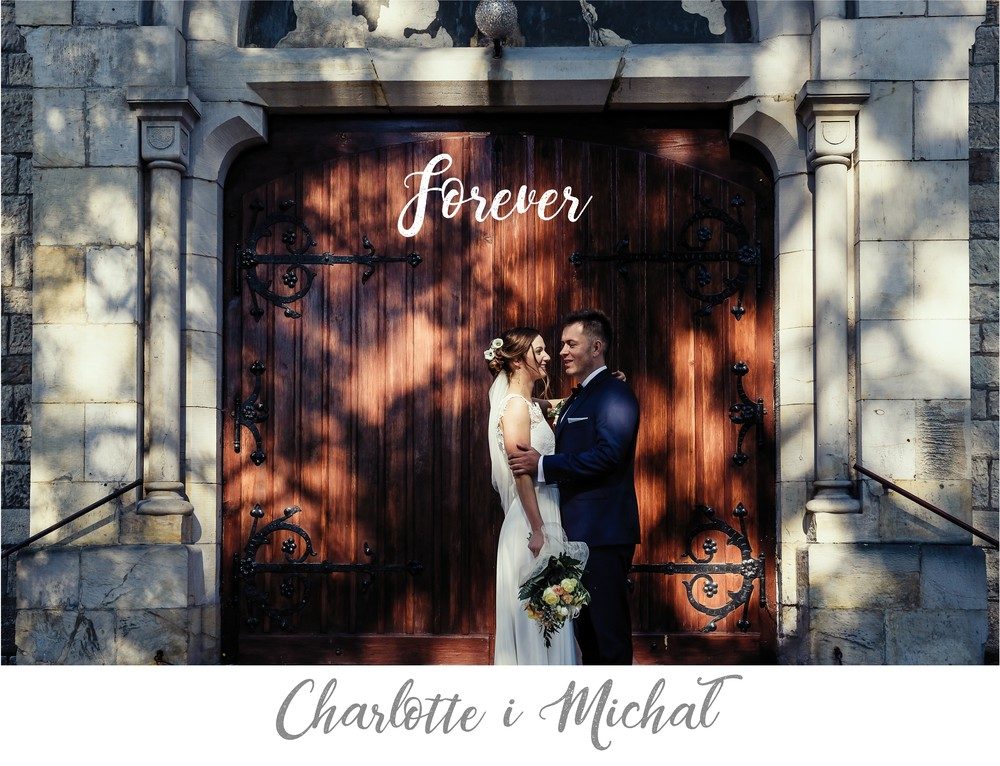 Charlotte i Michał